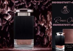 Rose Oud Natural Sprey Eau De Parfum for Unisex women and men by FA. Made in U.A.E.