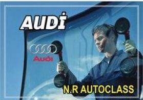 """""""Audi"""" şüşələri"""