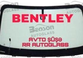"""""""Bentley"""" avtomobil şüşələri"""
