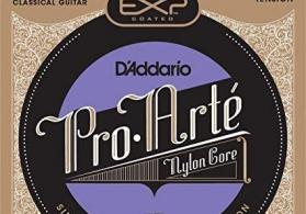 D'Addario klassik gitara uchun 1 dest sim Model: EXP 44