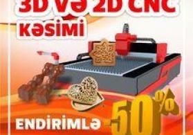 CNC kəsimi