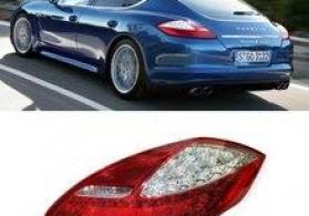 """""""Porsche Panamera"""" fara şüşələri"""