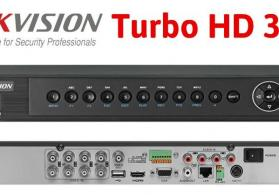 Hikvision DS-7208HUHI-F2/N (Turbo HD 3.0) 8-ch TVI+2-ch IPC Up to 4 MP resolution