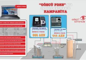 Kampaniya Keçid-Nəzarət Sistemi