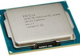 işlənmiş procesor cpu