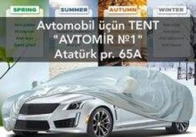 Avtomobil üçün tent