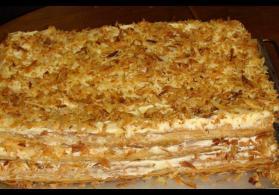 Napalion,ballı tort