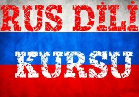 Rus Dili danışıq kursu