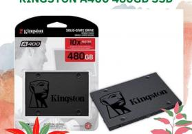 480gb Kingston ssd