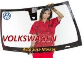 """""""Volkswagen"""" şüşəsi"""