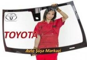 """""""Toyota"""" şüşəsi"""