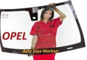 """""""OPEL"""" avtomobil şüşələri"""