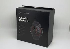 """""""Amazfit Stratos 3"""" smart saat"""
