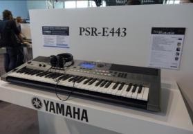Sintezator Yamaha Psr E443