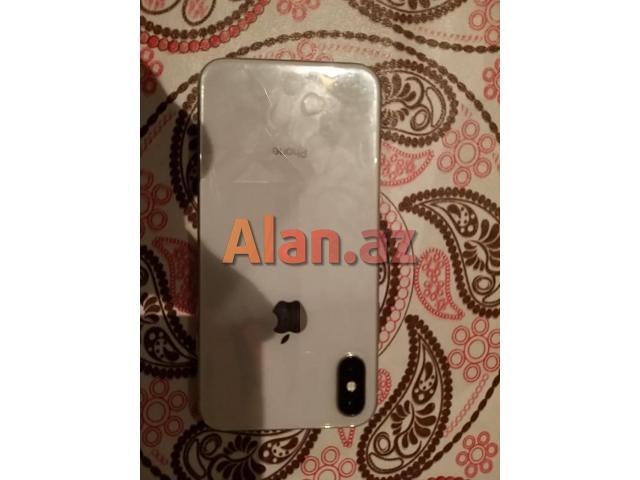 Apple iphone 64gb silver