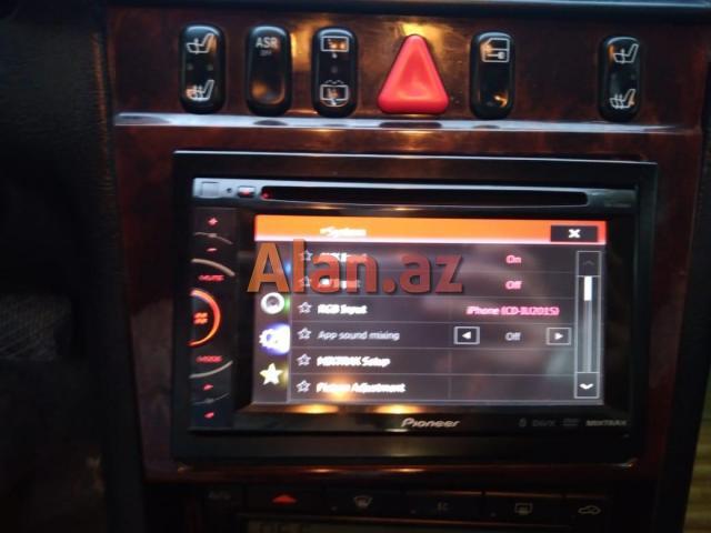 Pioneer AVH x-2550 bt manitor