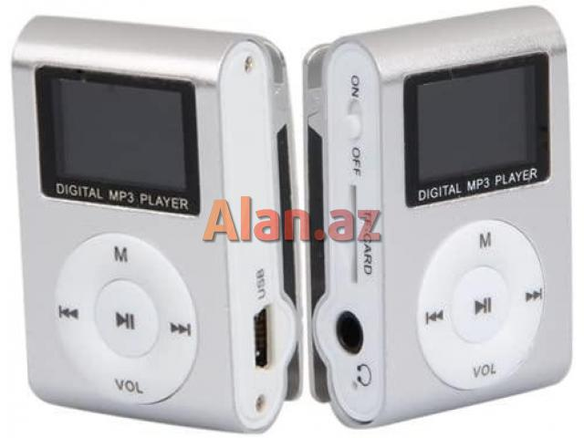 Mini mp3 player Fm radio