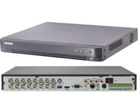 Hikvision DVR avadanligi 7216HQHI-K2/16 AUDIO (Turbo HD 4.0)