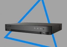 Hikvision DVR avadanligi IDS-7204HQHI-M1/S 4-ch 1080p 1U H.265 AcuSense DVR