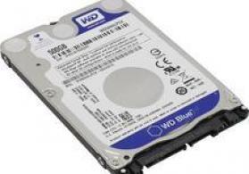 "Hard disk ""Toshiba"", 500 GB"