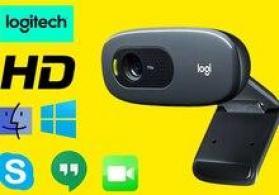 """""""Logitech"""" Webcam"""