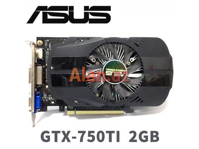 Video kart GTX 750 ti 2GB