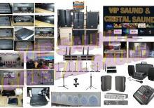 Karaoke və səs sistemləri