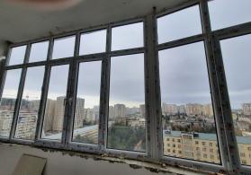 Plastik qapi ve pencere
