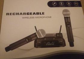 "Akkumulyatorlu mikrofon ""SHURE ULX 2"""
