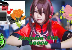 Kingston SSD 480gb