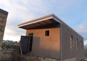 tecili 2 otaqli temirli heyet evi satilir