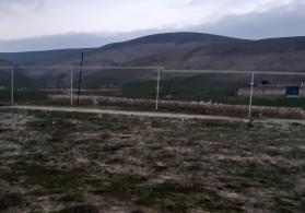 Abşeron rayonu Qobu qəsəbəsində torpaq sahəsi