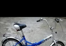 20 lik qatdalanan stels velosiped.