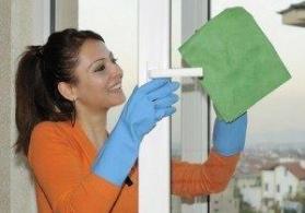 Evlerde ofislerde temizlik işleri