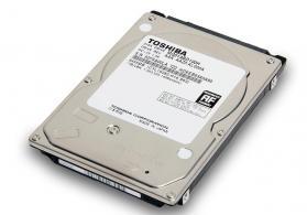 Toshiba Notbuk üçün 1TB HDD