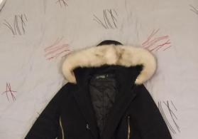 Kurtka və palto satiram