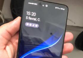 Samsung A 51 qara