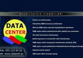 Veb Hosting DataNet.Az