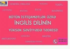 İngilis dili hazırlığı