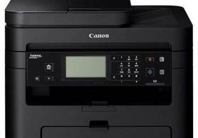 Canon i-SENSYS MF237w A4 PRINTER