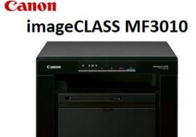Canon i-sensys MF3010 A4 Printer