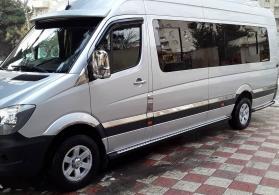 Sifarişlə avtobus