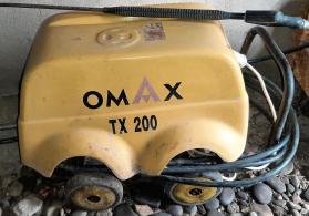 Moyka avadanlığı komplekt OMAX TX 200