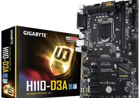 Mining H110-D3A Gigabyte