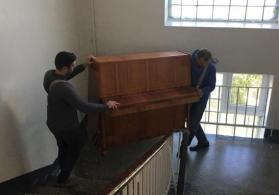Pianino və royalların daşınması