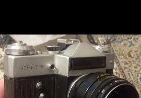 Zenit E fotoaparat