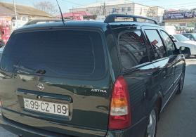 Opel Astra, 1.6 L, 1998 il, 274 100 km