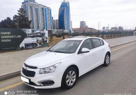Chevrolet Cruise 2016 satilr