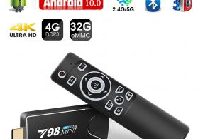 Tv Box Android 10.0 4K