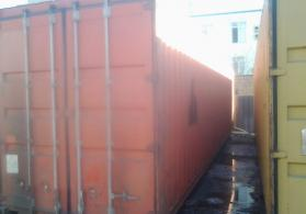 12 m konteyner satışı.